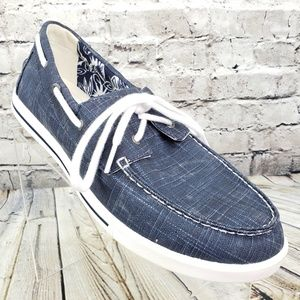 LL Bean Sunwashed Canvas Sneaker Shoes Women's 11